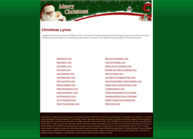 christmas-lyrics.org