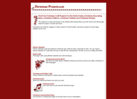 christmas-projects.com