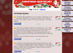 christmas-quotes.net