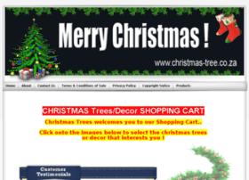 christmas-tree.co.za