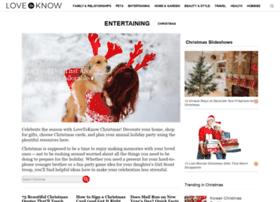 christmas.lovetoknow.com