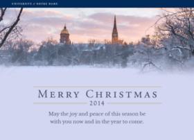 christmas2014.nd.edu