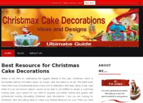 christmascakedecorationsideas.com