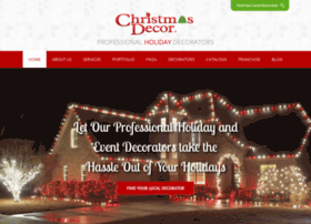 Christmasdecor.net