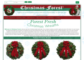 christmasforest.com
