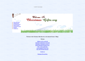 christmasgifts.org
