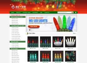 christmasledsupplier.com
