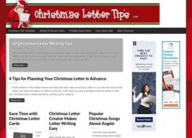 christmaslettertips.com
