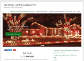christmaslightinstallationpro.com