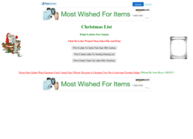 christmaslist.faithweb.com