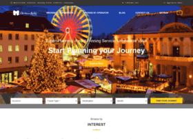 christmasmarkettours.com