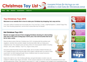 christmastoylist.co.uk