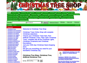christmastree-shop.com