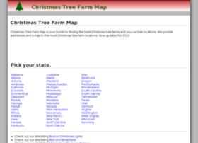 christmastreemap.com