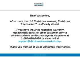 christmastreemarket.com