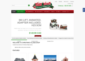christmasvillages.ca