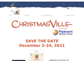 christmasvillerockhill.com