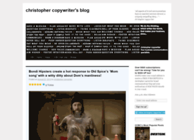 christophercopywriter.wordpress.com