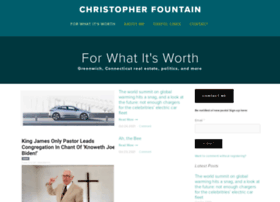 christopherfountain.com