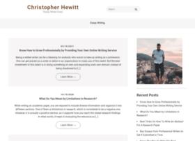 christopherhewitt.com