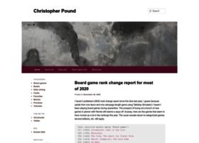 christopherpound.com