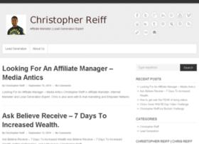 christopherreiff.com