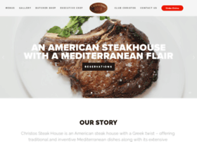 christossteakhouse.com