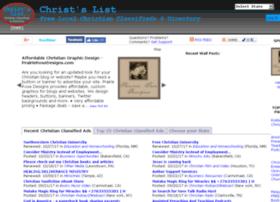 christslist.com