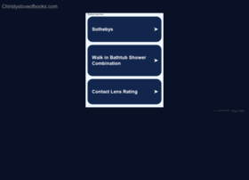 christysloveofbooks.com