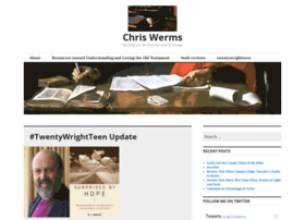 chriswerms.wordpress.com