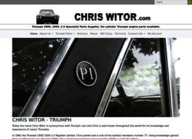 chriswitor.com