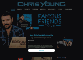 chrisyoungcountry.com