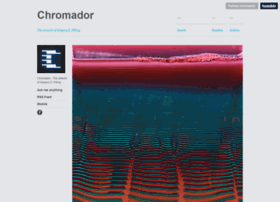 chromador.tumblr.com