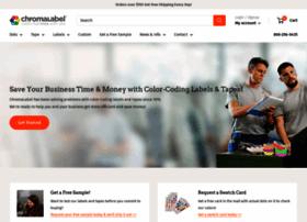 chromalabel.com
