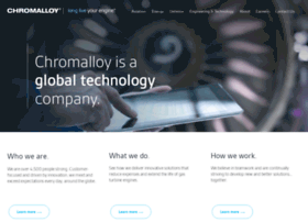 chromalloy.com