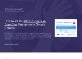 chrome-allow-file-access-from-file.com