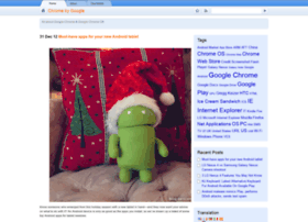 chromebygoogle.net