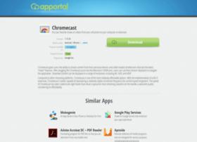 chromecast.apportal.co