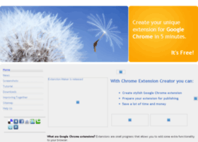 chromeextensioncreator.com