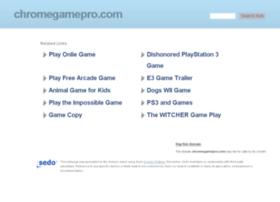 chromegamepro.com