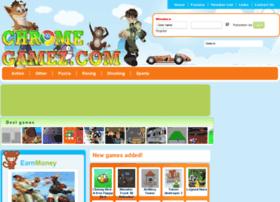 chromegamez.com
