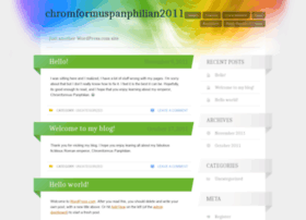 chromformuspanphilian2011.wordpress.com