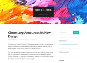 chromi.org