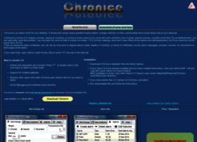 chronice.sicyon.com