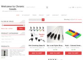 chronicgoods.com