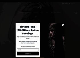 chronicinktattoo.com