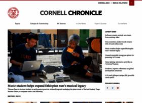 chronicle.cornell.edu