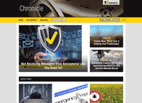chronicle.kennametal.com