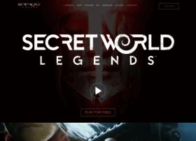 chronicle.thesecretworld.com