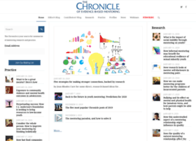 chronicle.umbmentoring.org